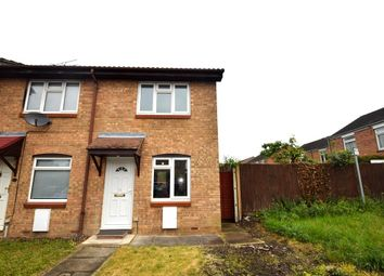 Thumbnail 1 bed end terrace house to rent in Carlton Court, Uxbridge
