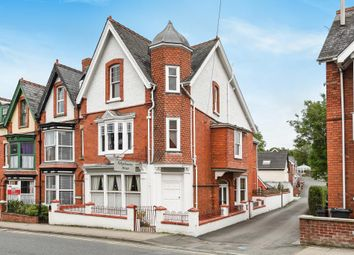 Thumbnail 6 bed end terrace house for sale in Wellington Road, Llandrindod Wells