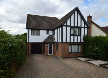 Thumbnail 4 bed detached house for sale in Sible Hedingham, Halstead, Essex