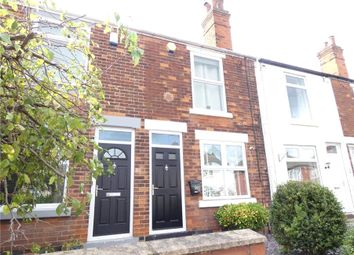 2 bed terraced house for sale in Crown Street, Mansfield, Nottinghamshire NG18
