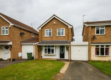 Thumbnail 3 bed detached house for sale in Lesscroft Close, Pendeford, Wolverhampton, West Midlands