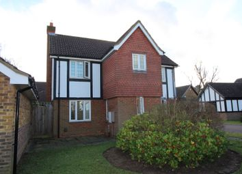 Thumbnail 4 bed detached house to rent in Magdalen Grove, Orpington