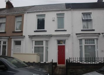 Thumbnail 5 bed terraced house for sale in St. Helens Avenue, Swansea