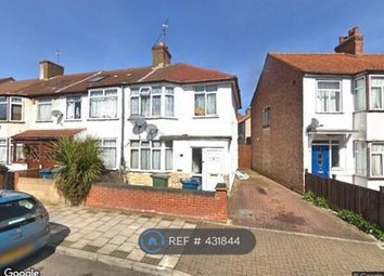 Thumbnail 3 bedroom end terrace house to rent in Grant Road, Harrow