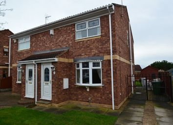 Thumbnail 3 bed semi-detached house for sale in Mountfields Walk, South Kirkby, Pontefract
