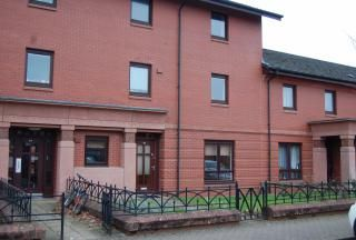 Thumbnail 1 bed flat to rent in Garmouth Street, Ibrox, Glasgow
