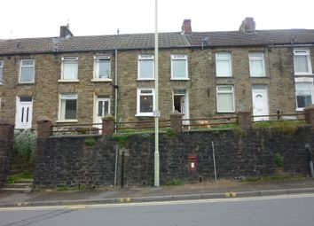 Thumbnail 3 bed terraced house to rent in Oxford Street, Pontycymer, Bridgend