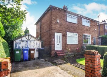 2 bed semi-detached house for sale in The Broadway, Bredbury, Stockport SK6