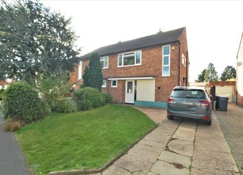 Thumbnail 3 bed semi-detached house for sale in Peake Avenue, Nuneaton