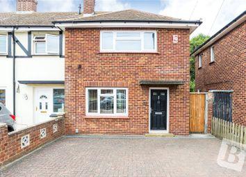 Struttons Avenue, Northfleet, Gravesend DA11. 2 bed end terrace house
