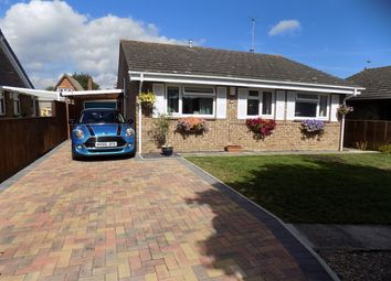 Thumbnail 3 bed detached bungalow for sale in Hobson Way, Holbury