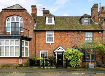 Thumbnail 3 bed terraced house for sale in The Broadway, Wycombe End, Beaconsfield, Buckinghamshire