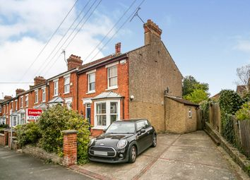Thumbnail 3 bedroom end terrace house for sale in Postley Road, Maidstone