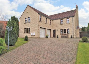 Thumbnail 4 bed detached house for sale in Brook Mews, North Anston, Sheffield