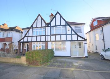 Thumbnail 3 bed semi-detached house to rent in Regal Way, Kenton, Harrow Middlesex