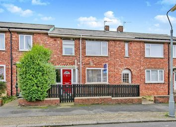 Thumbnail 3 bed terraced house to rent in Bradford Crescent, Durham
