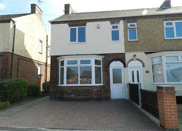 Thumbnail 3 bedroom semi-detached house to rent in Sandham Lane, Ripley, Derbyshire