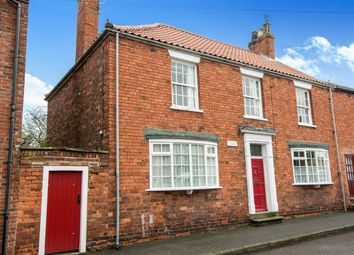Thumbnail 4 bed end terrace house for sale in High Street, Scotter, Gainsborough