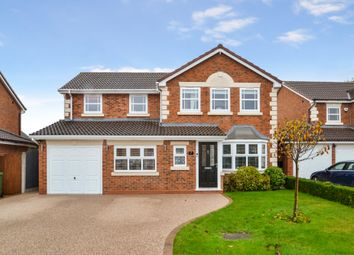 Thumbnail Detached house for sale in Halcyon Court, Muxton, Telford