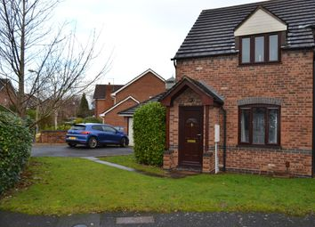 Thumbnail 2 bed semi-detached house to rent in Kew Gardens, Priorslee, Telford