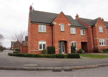 Thumbnail 4 bed link-detached house for sale in Paradise Close, Shepshed