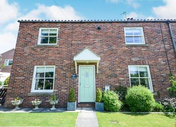 Thumbnail 4 bed end terrace house for sale in Manor Farm Cottages, Skelton-On-Ure, Ripon, .