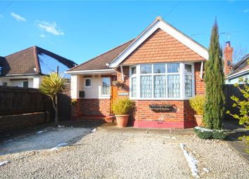 Thumbnail 3 bedroom detached bungalow for sale in Addlestone, Surrey