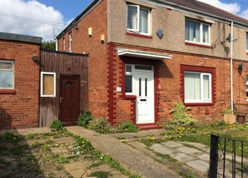 Thumbnail 3 bed semi-detached house for sale in Grasmere Road, Ferryhill