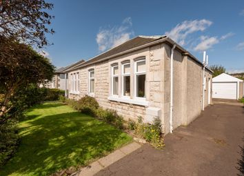 Thumbnail 3 bed detached bungalow for sale in 73 Meadowhouse Road, Edinburgh
