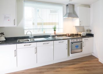 Thumbnail 2 bedroom flat for sale in Duckham Court, 8 Nauticus Walk, London