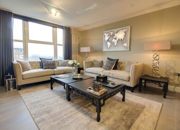 Thumbnail 3 bed flat for sale in Boydell Court, St Johns Wood