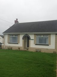 Thumbnail 2 bed bungalow to rent in Rosedale, Llanrhidian, Swansea.