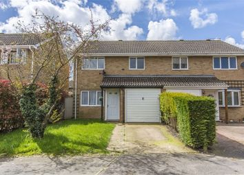 Thumbnail 3 bed semi-detached house to rent in Arreton, Netley Abbey, Southampton, Hampshire
