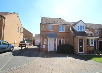 Thumbnail 3 bed semi-detached house for sale in Wiston Drive, Pontefract