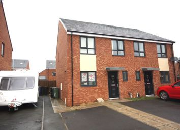 Thumbnail 3 bed semi-detached house for sale in Goldrill Gardens, Redcar