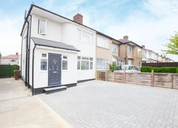 Thumbnail 3 bed semi-detached house for sale in Holyrood Avenue, Harrow