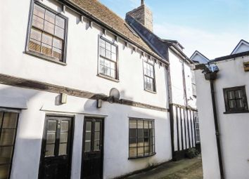 Thumbnail 2 bed terraced house for sale in Manor Mews, Bridge Street, St. Ives, Huntingdon