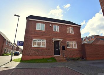 Thumbnail 3 bedroom property for sale in Howieson Court, Nottingham