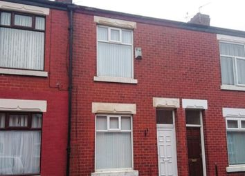Thumbnail 2 bedroom terraced house to rent in Courier Street, Manchester