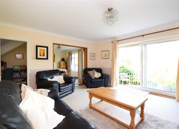 Cross Lane, Findon, Worthing, West Sussex BN14. 4 bed detached bungalow