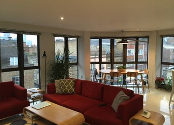 Thumbnail 1 bed flat to rent in Rufus Street, Old Street, London City