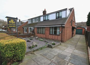 Thumbnail 5 bed semi-detached house for sale in Bickershaw Lane, Abram, Wigan
