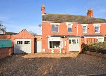 Thumbnail 4 bed semi-detached house for sale in Cutting Lane, South Luffenham, Rutland