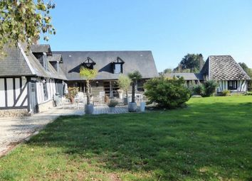 Thumbnail 5 bed property for sale in Normandy, Eure, Near Cormeilles