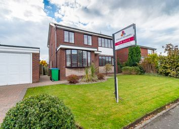Thumbnail 4 bed detached house for sale in Derwent Drive, Littleborough
