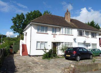 Thumbnail 3 bedroom maisonette for sale in Eldon Avenue, Borehamwood, Hertfordshire