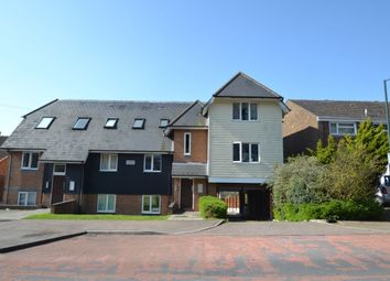 Thumbnail 2 bed flat to rent in Beacon Road, Chatham