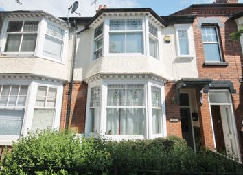 Thumbnail 4 bed flat for sale in Fosse Road South, West End, Leicester