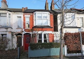 Thumbnail 2 bed semi-detached house for sale in Marlborough Road, Colliers Wood, London