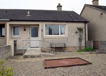 Thumbnail 1 bed semi-detached bungalow for sale in Hillhead Road, Wick
